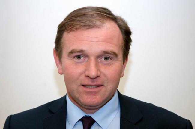 Secretary of state, George Eustice